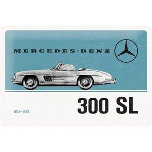 Mercedes 300 SL 20x30 NA22286