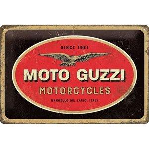 Moto Guzzi Logo 20x30 NA22285