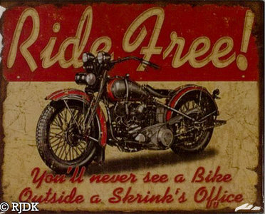 Ride Free!