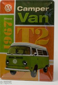 Camper Van T2 3D