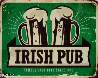 Irish Pub 20x25