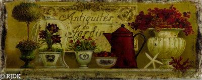 Antiquites du Jardin 20x50