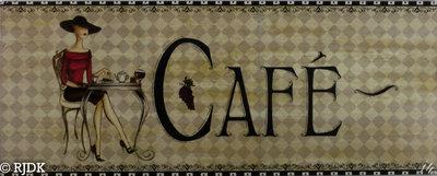 Cafe 20x50