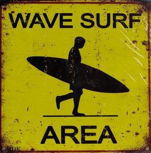 Wave Surf Area 30x30
