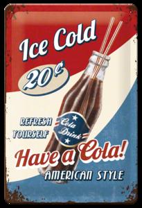 Have a Cola 20x30 3D