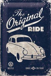 VW Beetle - The Original Ride 20x30 3D