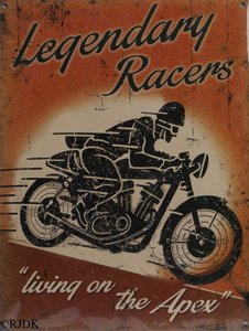 Legendary racers 33x25