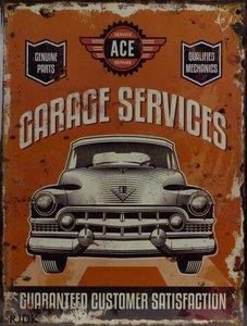 Garage services 33x25