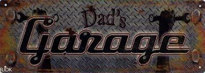 Dad's Garage 13x36
