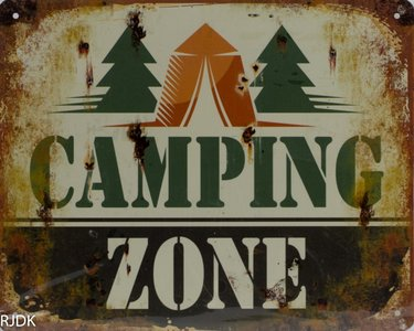 Camping Zone 20x25