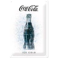 Coca Cola Ice White 20x30 3D  NA22278